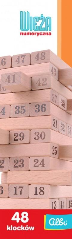 Wieża numeryczna (Gra Klasyczna)