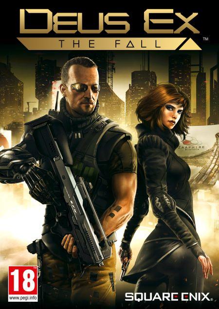 BDR Deus Ex: The Fall