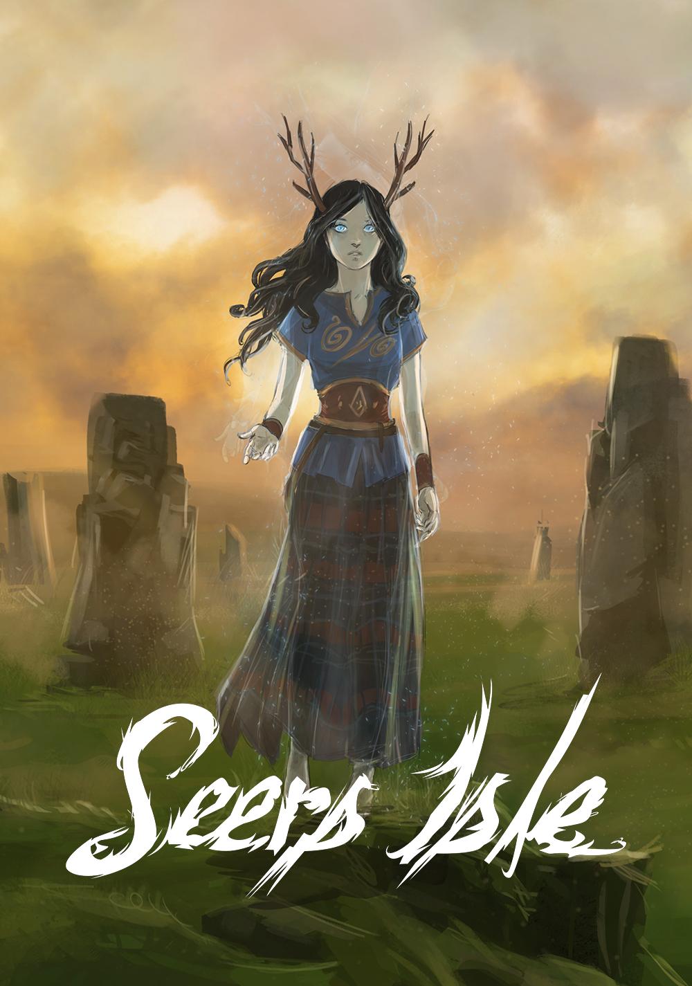 Seers Isle (PC) DIGITAL