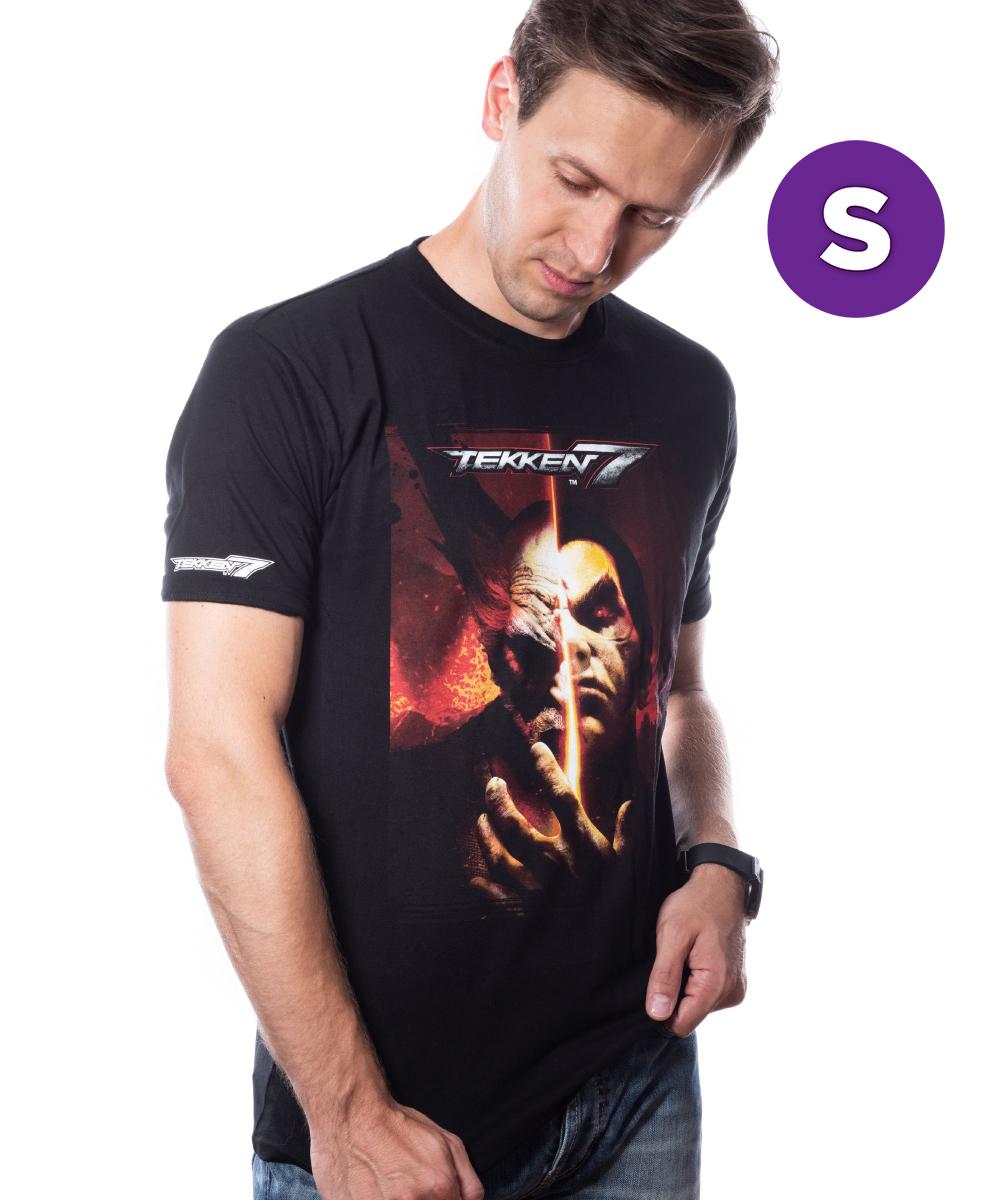 Tekken 7 Cover Art T-shirt S
