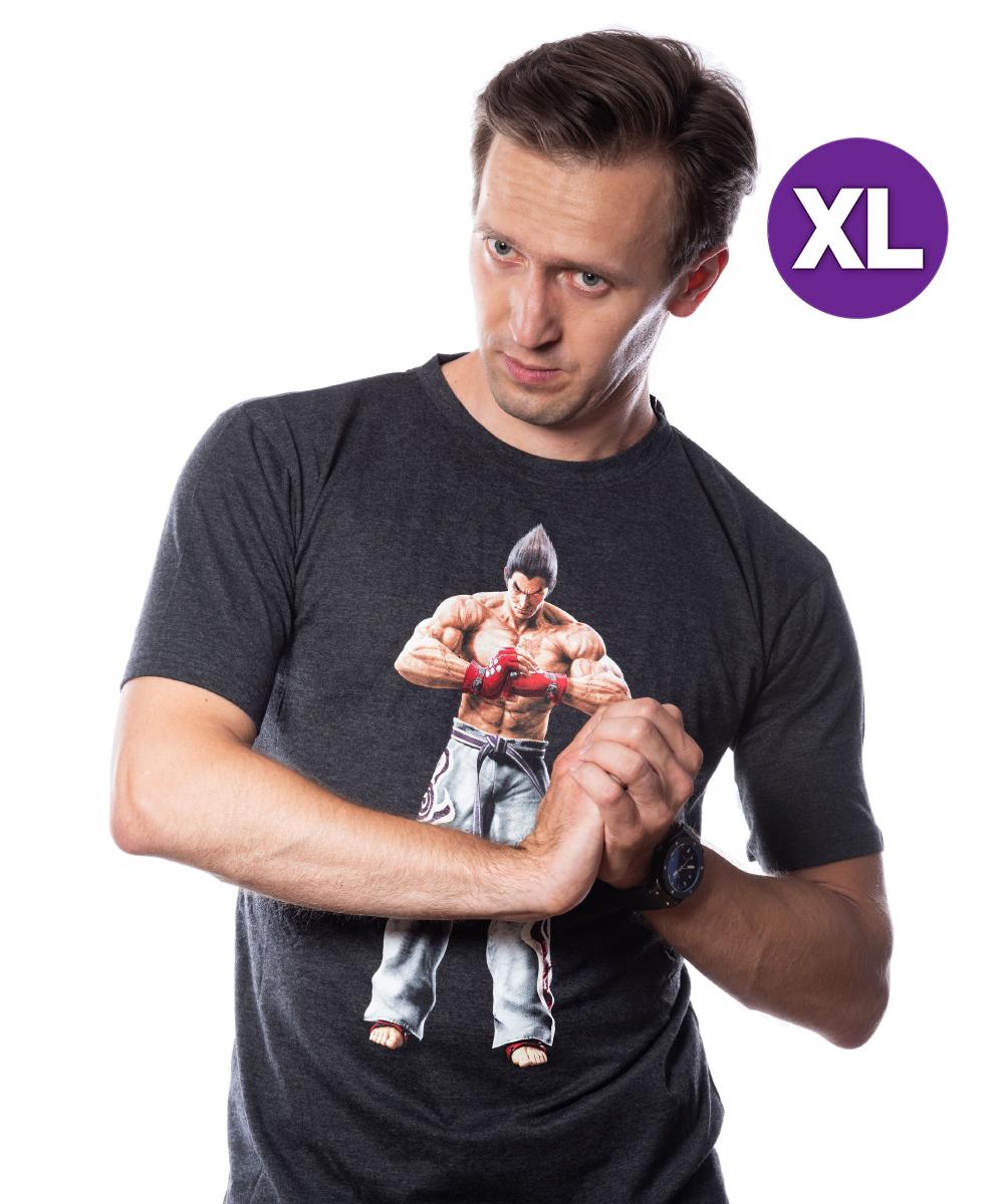 Tekken 7 Kaz T-shirt XL