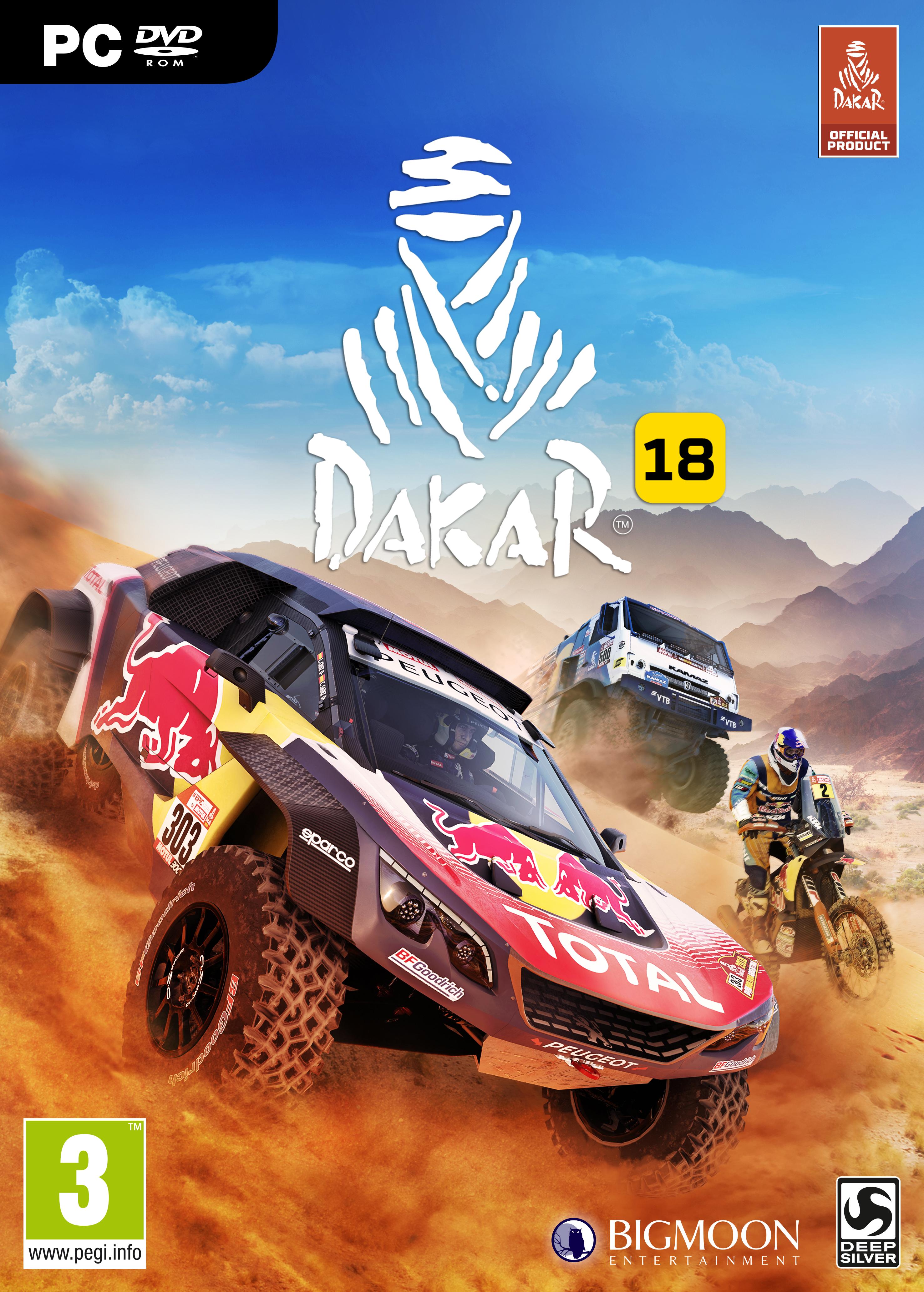 Dakar 18 (PC) Klucz Steam