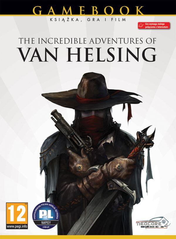 The Incredible Adventures of Van Helsing - Gamebook (PC) PL