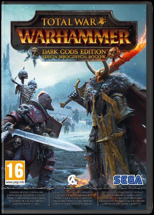 Total War: Warhammer - Edycja Mrocznych Bogów (PC) PL + Bonus