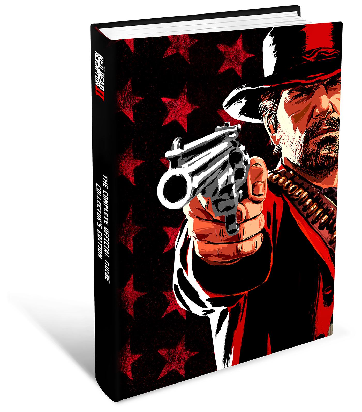 Red Dead Redemption 2 - poradnik Edycja Kolekcjonerska