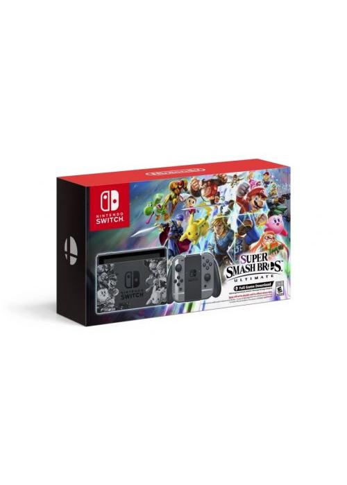 Konsola Nintendo Switch Super Smash Bros (Switch)