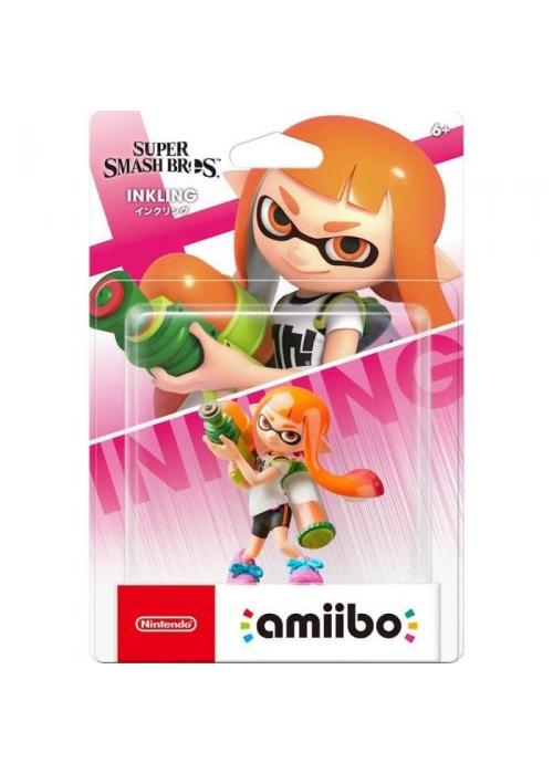Figurka amiibo Smash Inkling (WiiU/3DS/Switch)