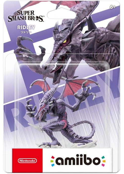 Figurka amiibo Smash Ridley (WiiU/3DS/Switch)