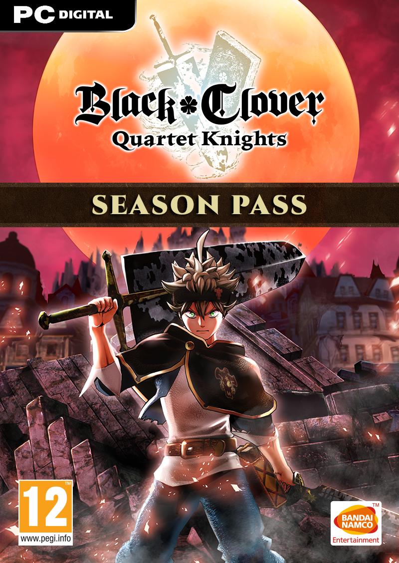 BLACK CLOVER: QUARTET KNIGHTS Season Pass (PC) DIGITAL
