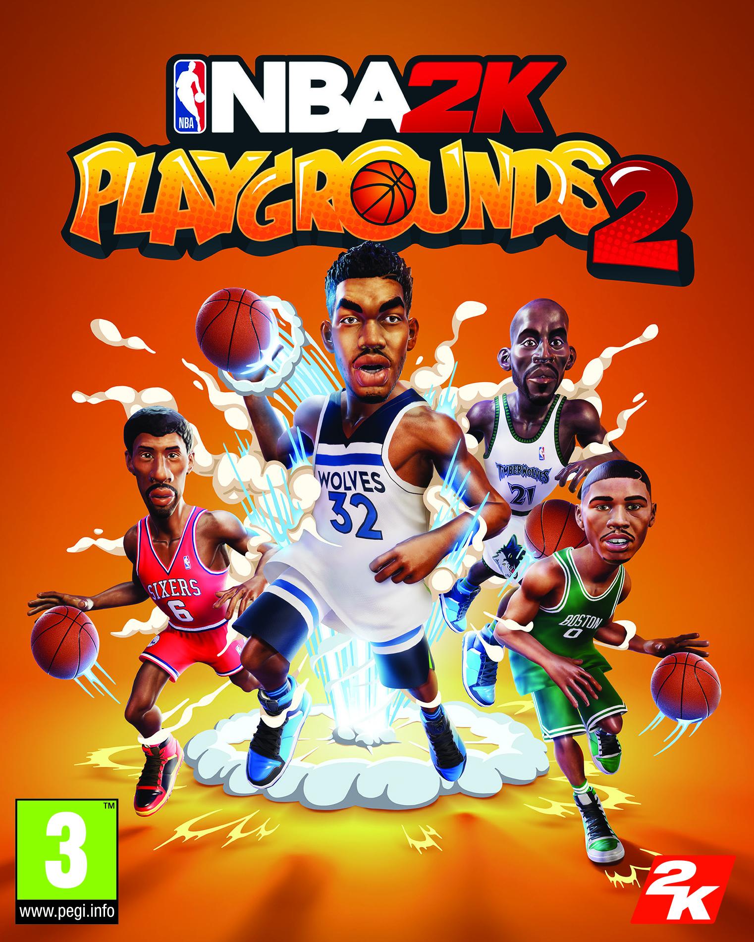 NBA 2K Playgrounds 2 (PC) DIGITAL