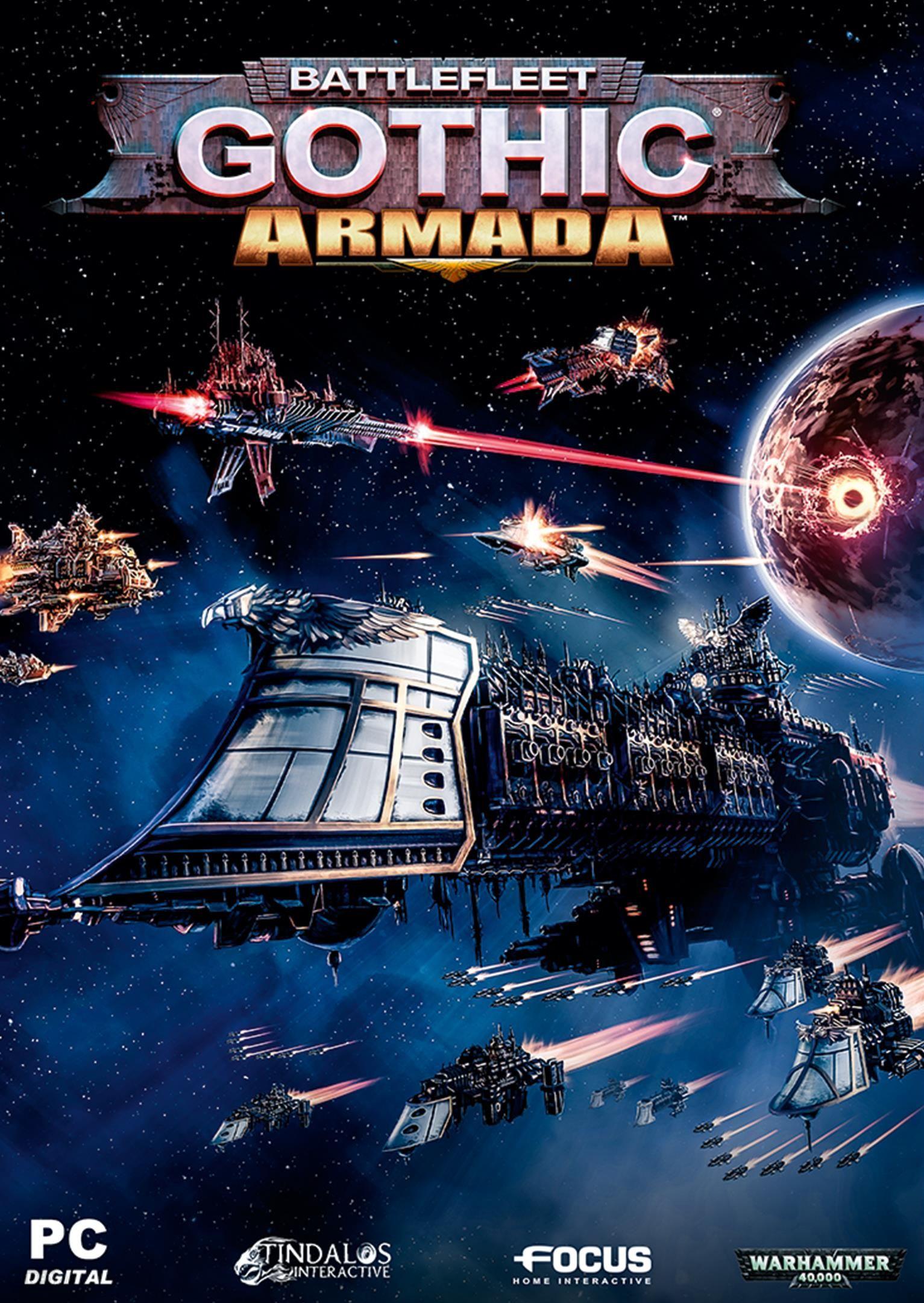Battlefleet Gothic: Armada (PC) PL DIGITAL