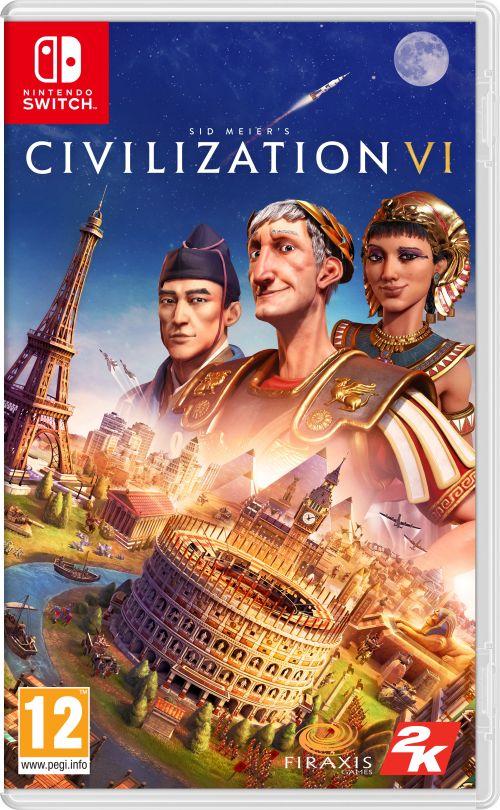 Sid Meier's Civilization VI (Switch) + Moneta
