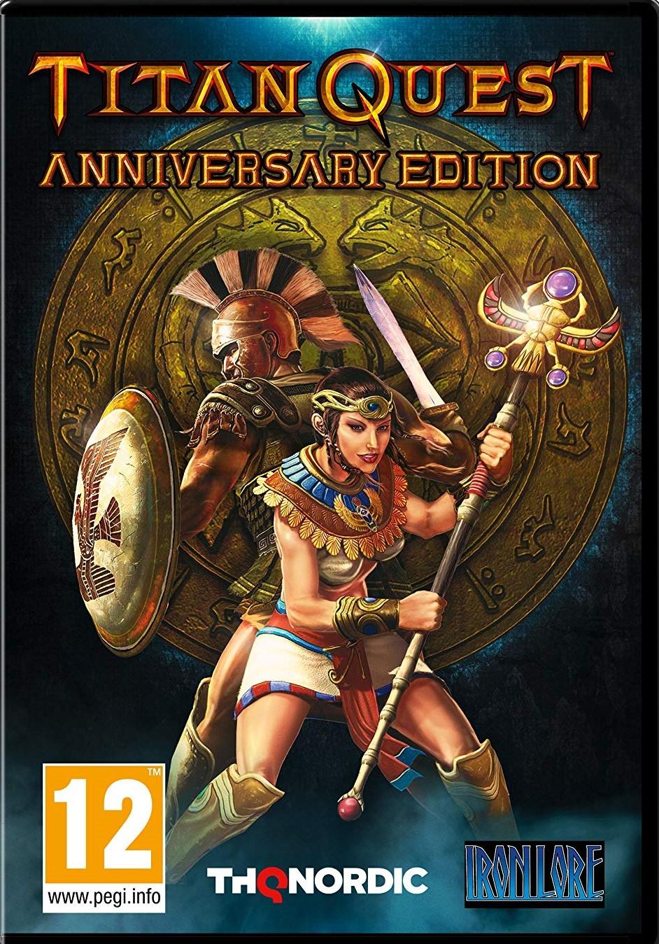 Titan Quest Anniversary Edition (PC) DIGITAL