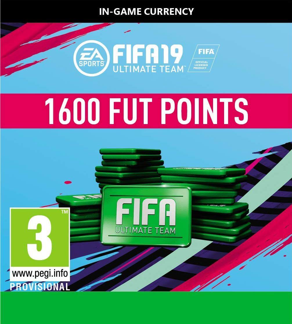 FIFA 19 - Points 1600 punktów