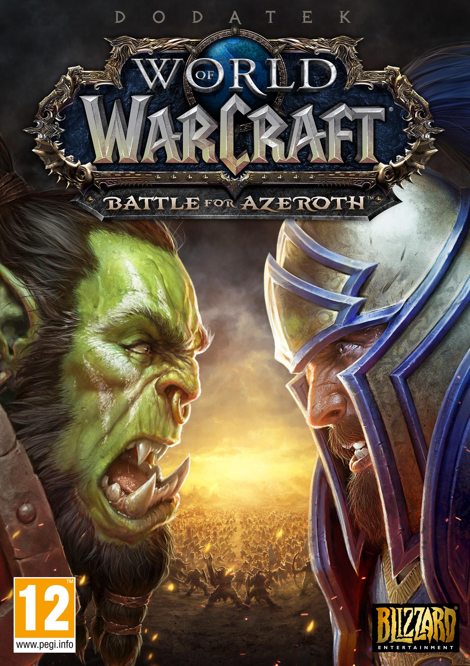 World of Warcraft: Battle for Azeroth battle.net