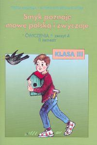 Smyk poznaje mowę polską i zwyczaje 3 Ćwiczenia Część 4