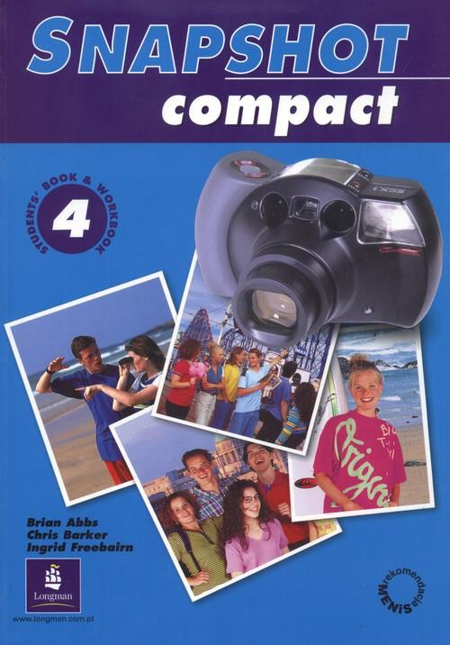 Snapshot Compact 4 Students book & Workbook
