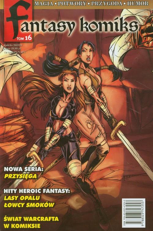 Fantasy Komiks Tom 16
