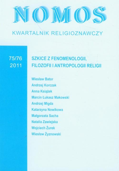 Kwartalnik religioznawczy 75/76 2011