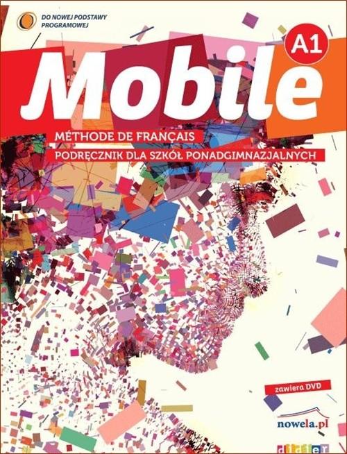 Mobile A1 Podręcznik z płytą DVD
