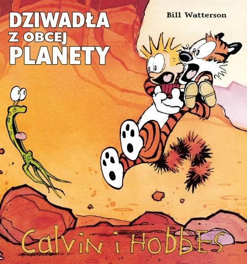 Calvin i Hobbes Tom 4 Dziwadła z obcej planety