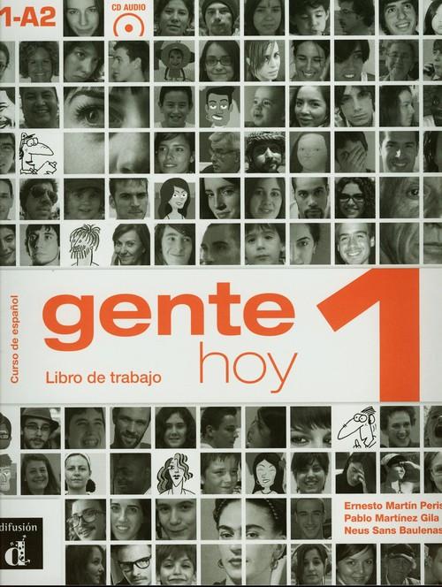 Gente Hoy 1 Ćwiczenia z płytą CD