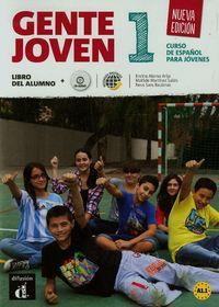 Gente Joven 1 Podręcznik + CD