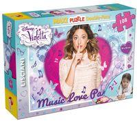 Puzzle Dwustronne Maxi Violetta 108