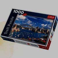 Puzzle 1000 Port Jackson Sydney