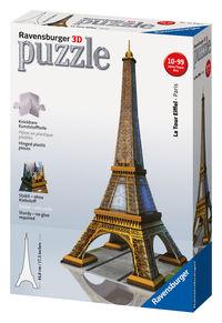 Puzzle 3D Wieża Eiffla 216