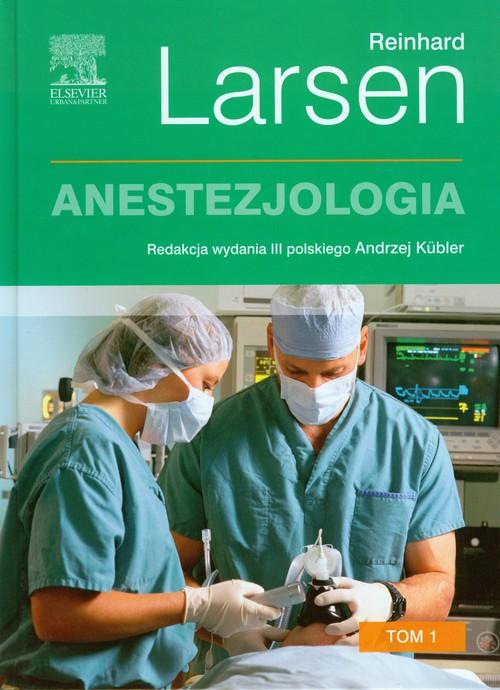 Anestezjologia Tom 1