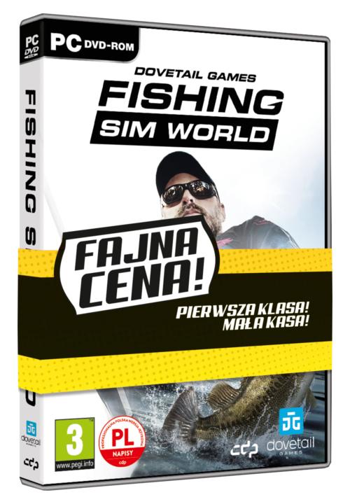 FISHING SIM WORLD - Fajna Cena (PC) PL