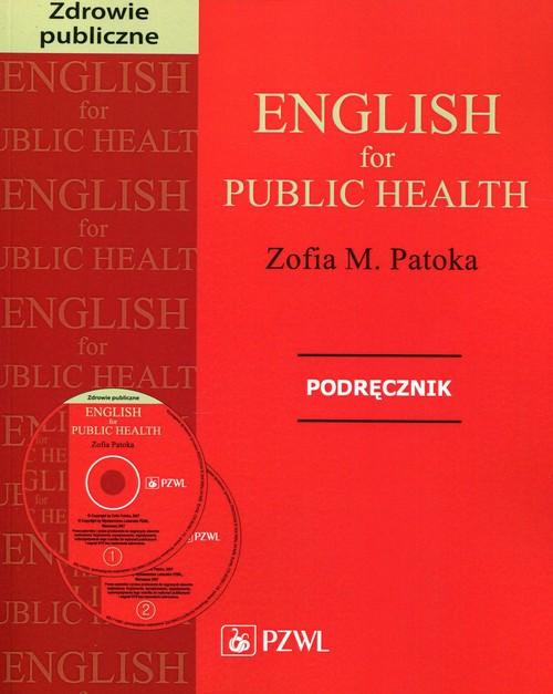 English for Public Health Podręcznik + CD