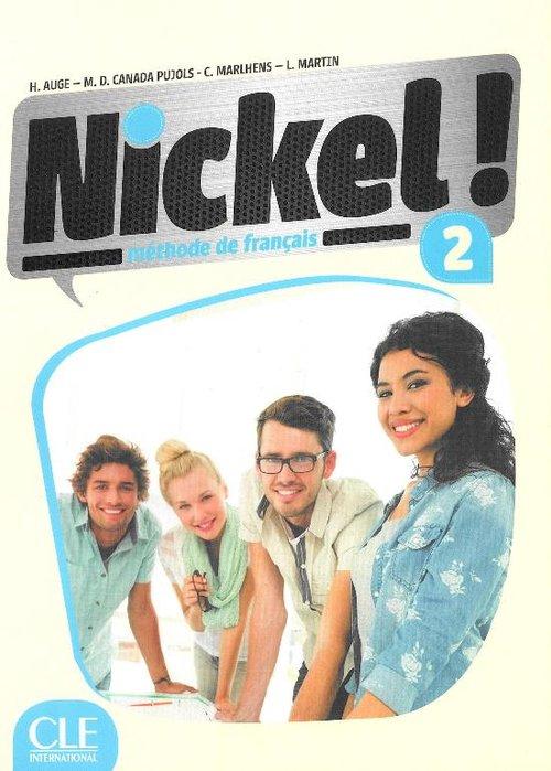 Nickel 2 Podręcznik + DVD