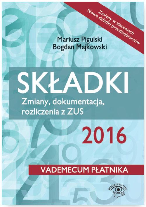 Składki 2016