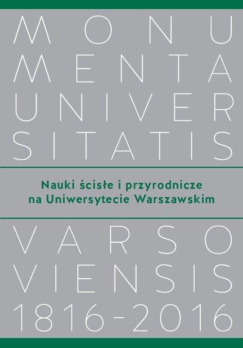 Nauki ścisłe i przyrodnicze na Uniwersytecie Warszawskim