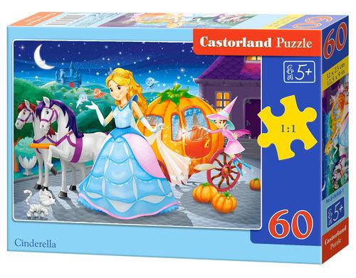 Puzzle 60 Cinderella