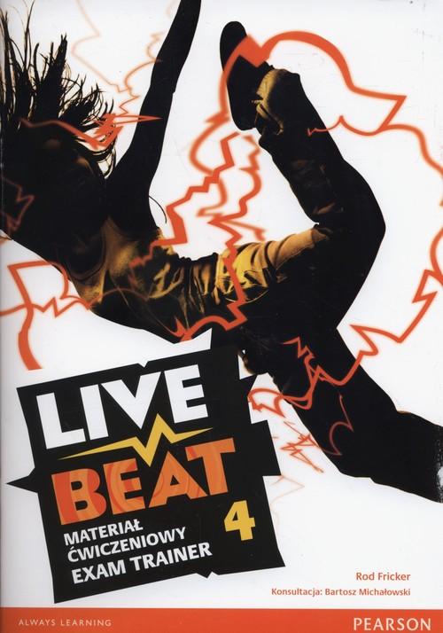 Live Beat 4 Exam Trainer Materiał ćwiczeniowy