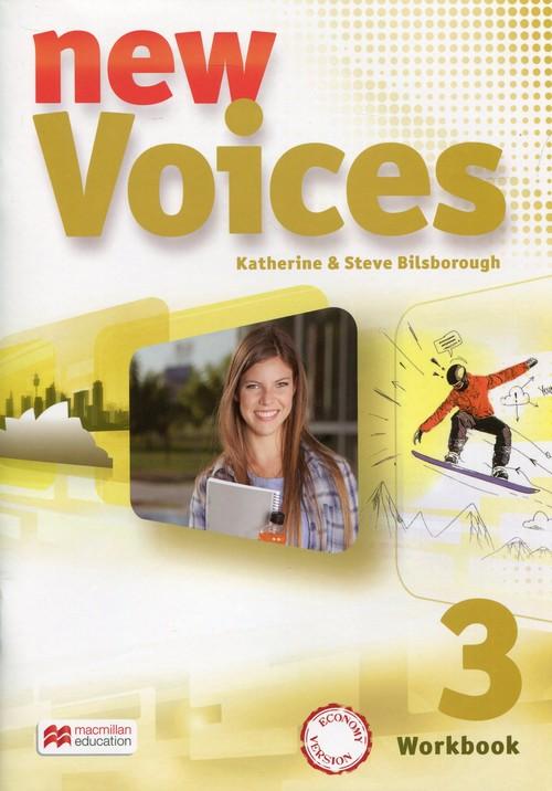 New Voices 3 Zeszyt ćwiczeń wersja podstawowa
