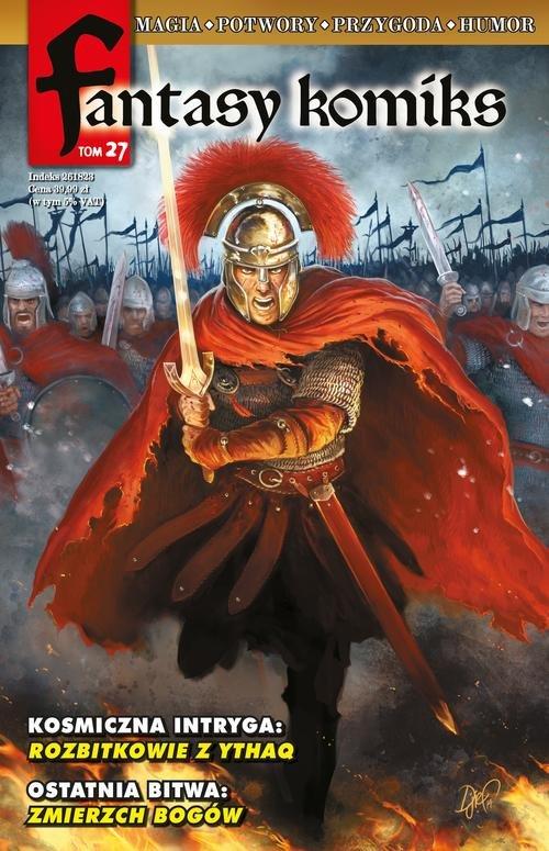 Fantasy Komiks Tom 27