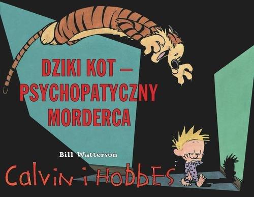 Dziki Kot - psychopatyczny morderca Tom 11