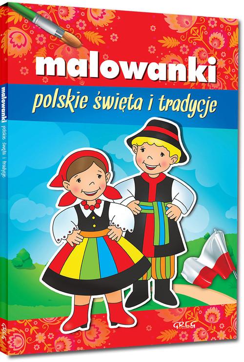Malowanki polskie święta i tradycje