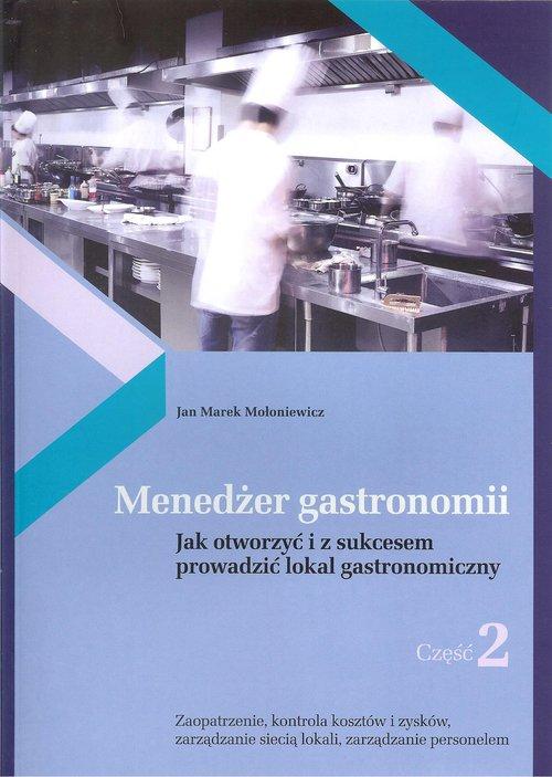 Menedżer gastronomii Część 2