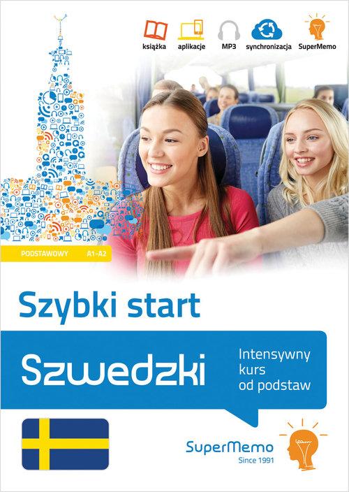 Szwedzki Szybki start Intensywny kurs od podstaw (poziom podstawowy A1-A2)