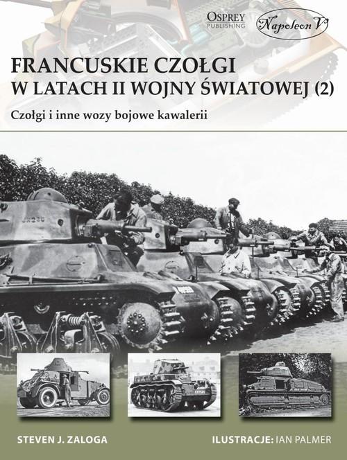 Francuskie czołgi w latach II wojny światowej
