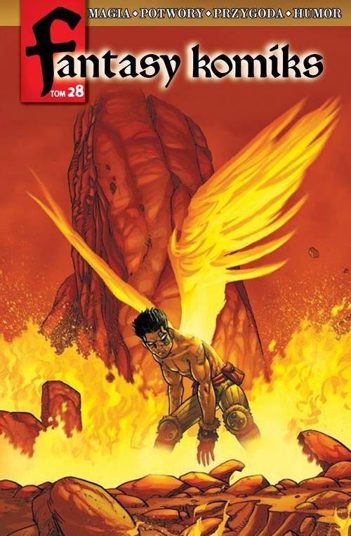Fantasy Komiks Tom 28