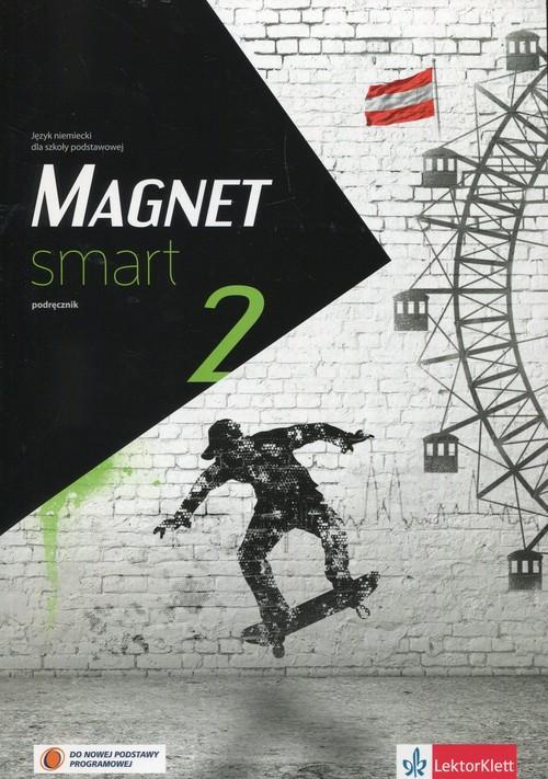 Magnet Smart 2 Podręcznik z płytą CD