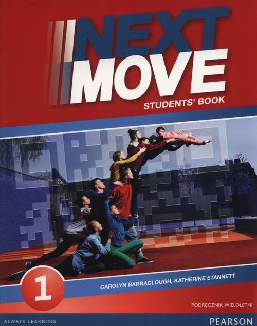 Next Move 1 Podręcznik wieloletni + CD