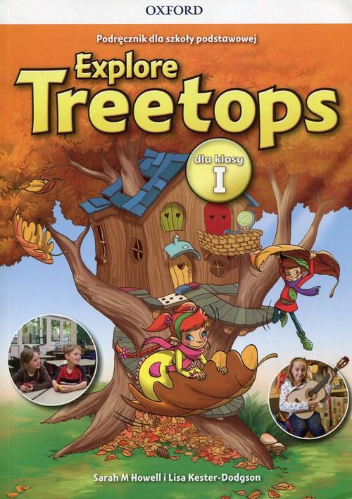Explore Treetops 1 Podręcznik wieloletni