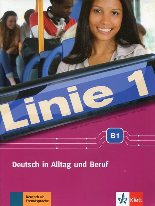 Linie 1 B1 Kurs- ind Ubungsbuch + DVD-ROM